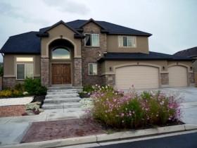 Hotlist upscale homes in utah county Homebuilders utah